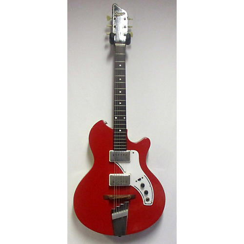 Supro 1962 Bermuda Solid Body Electric Guitar