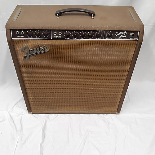 Fender 1962 Concert 4x10 Tube Guitar Combo Amp