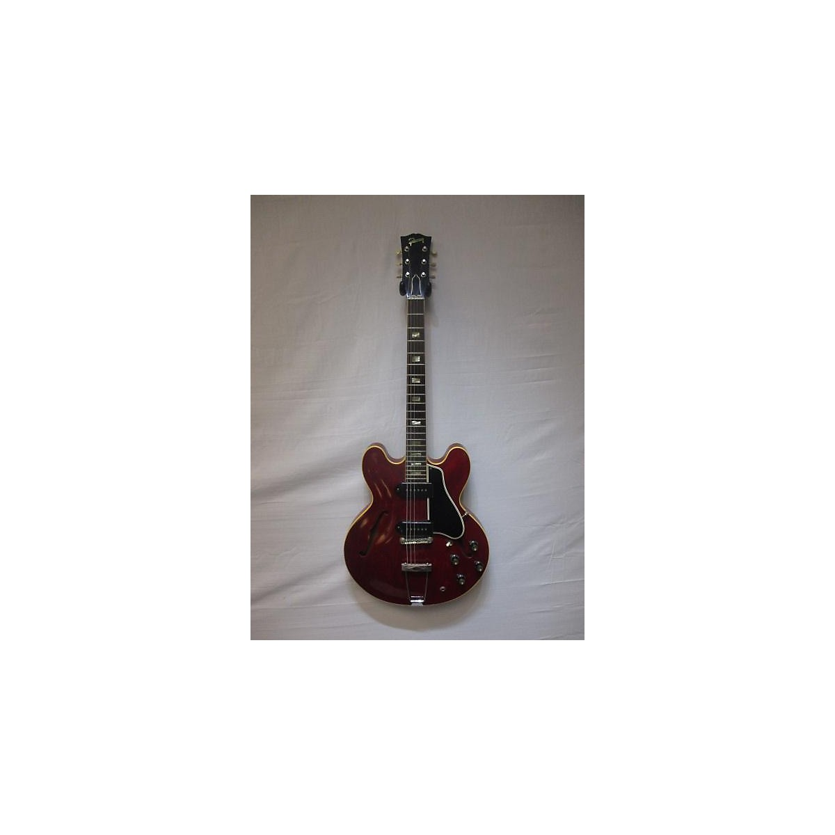 Gibson 1962 ES-330TDC Cherry Hollow Body Electric Guitar