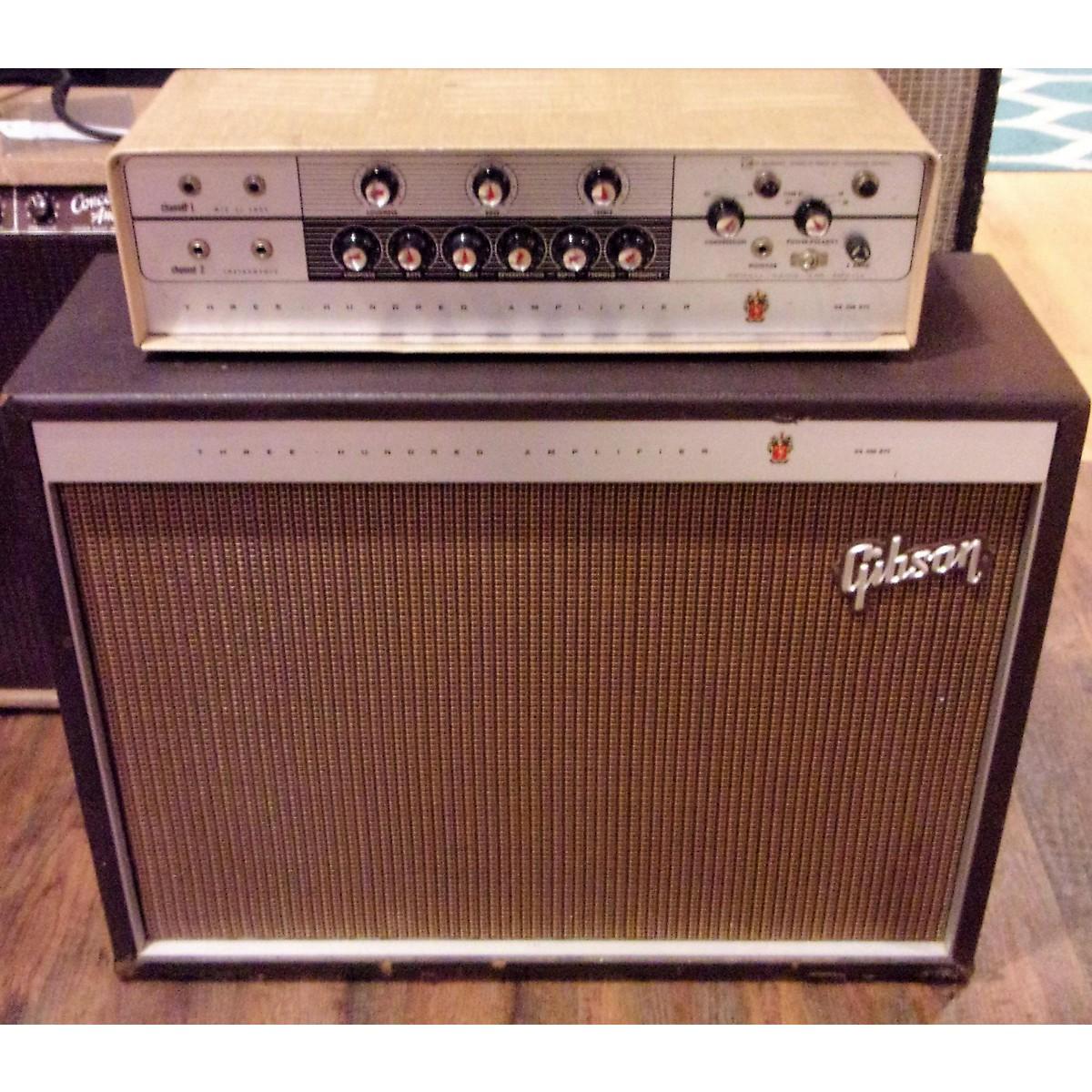 Gibson 1962 GA300RVT Tube Guitar Combo Amp