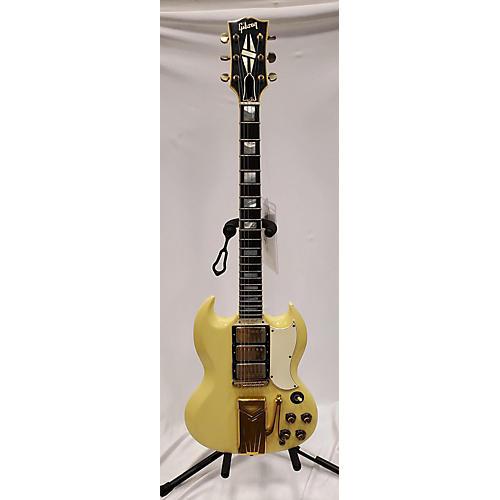 Gibson 1962 Les Paul Custom Solid Body Electric Guitar