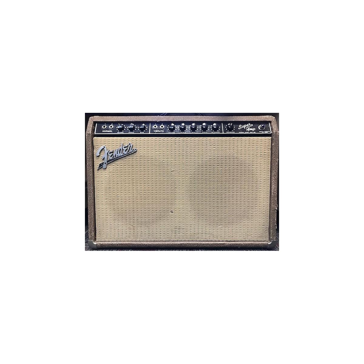 Fender 1962 Super Amp Tube Guitar Combo Amp