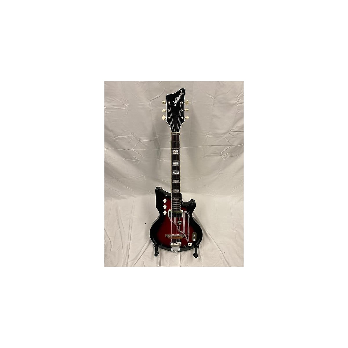National 1962 Westwood 75 Solid Body Electric Guitar