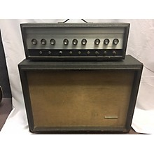 Silvertone 1963 1484 Twin Twelve Tube Guitar Combo Amp