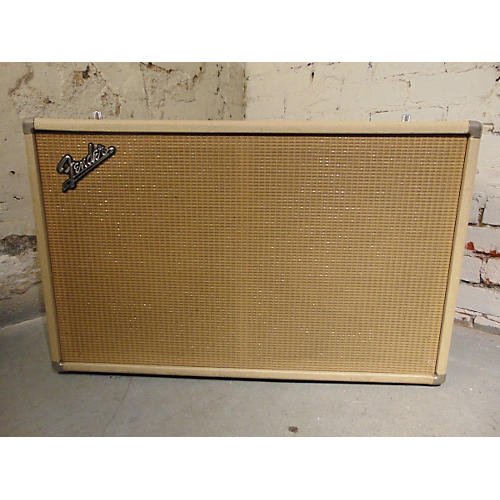 Fender 1963 Bandmaster 2x12 Head And Cab Tube Guitar Combo Amp