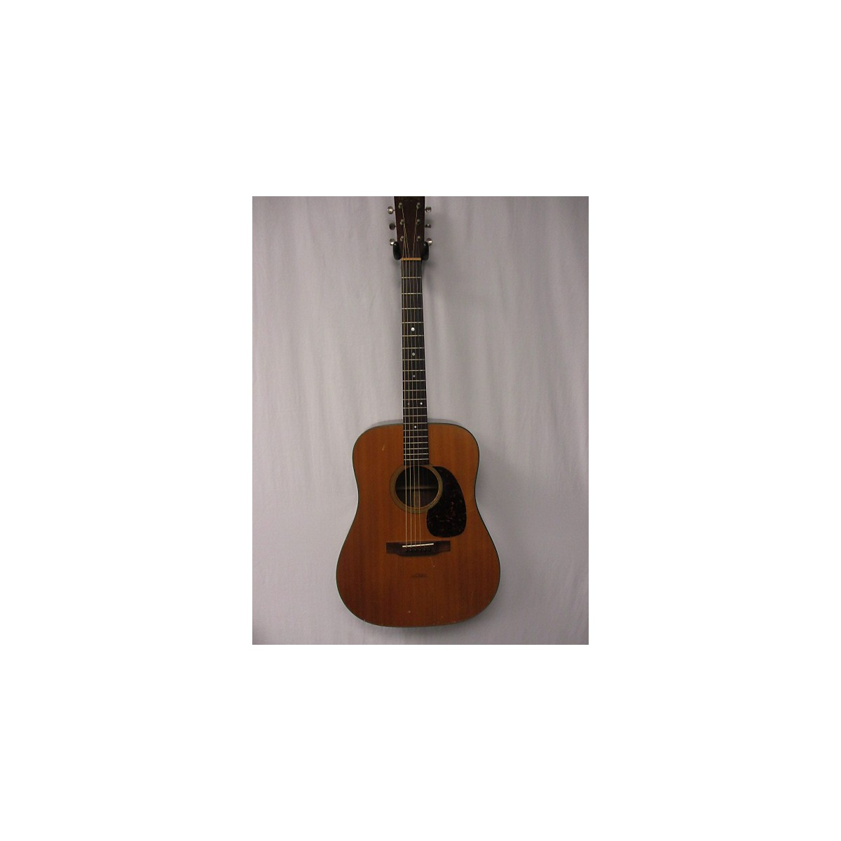 Martin 1963 D18 Acoustic Guitar