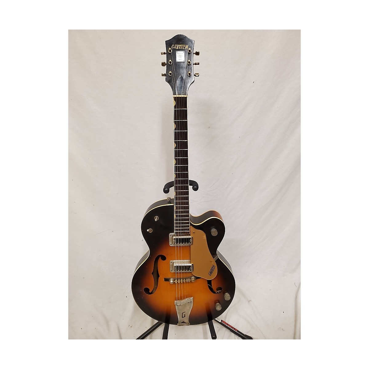 Gretsch Guitars 1963 DOUBLE ANNIVERSARY Hollow Body Electric Guitar