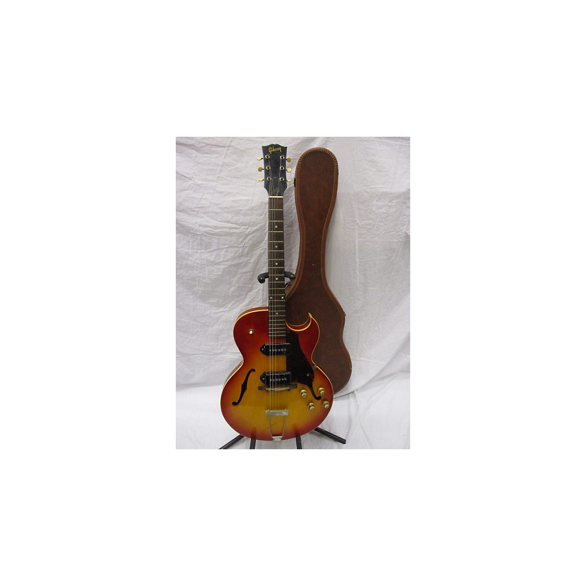 Gibson 1963 ES-125TCD Hollow Body Electric Guitar