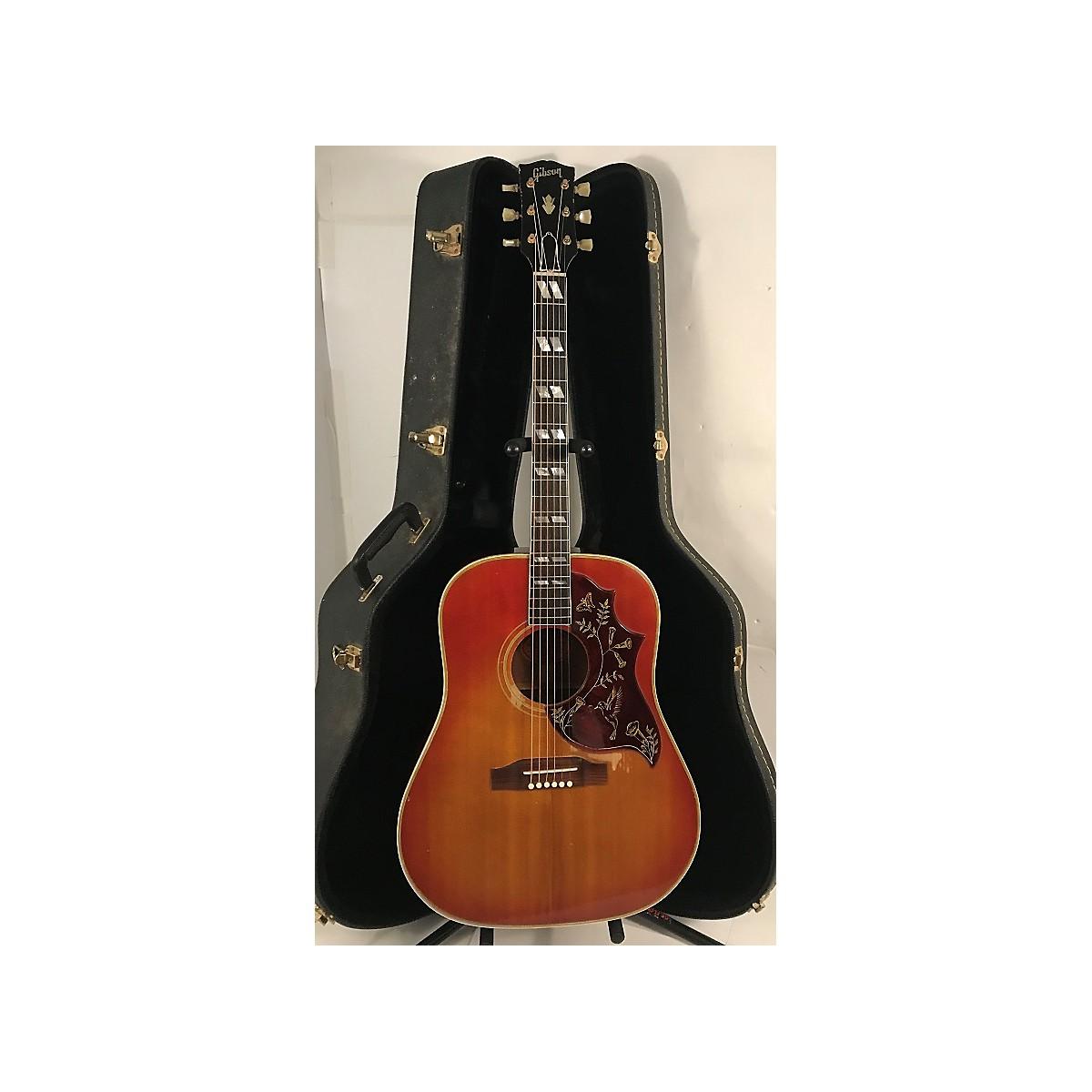 Gibson 1963 Hummingbird Standard Acoustic Electric Guitar