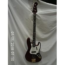 Fender 1963 Jazzbass NOS Electric Bass Guitar