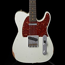 Fender Custom Shop 1963 Relic Telecaster  - Custom Built - Namm Limited Edition Olympic White