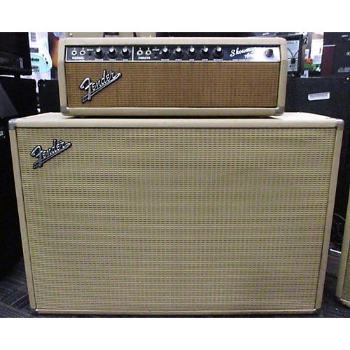 Fender 1963 SHOWMAN AMP AND CAB Guitar Cabinet