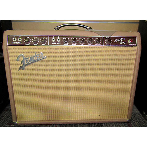 Fender 1963 Super Tube Guitar Combo Amp