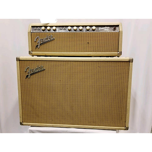 Fender 1963 Termolux Tube Guitar Amp Head