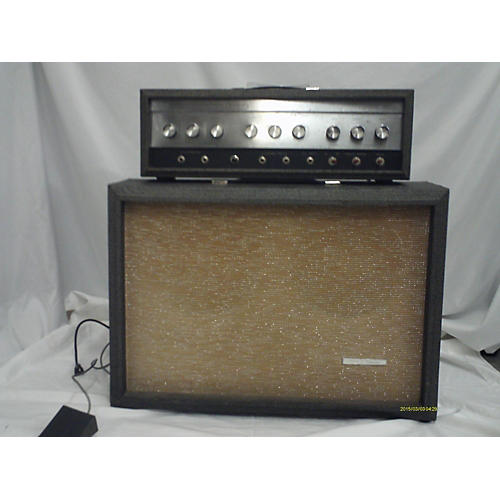 Silvertone 1963 Twin Twelve Tube Guitar Amp Head