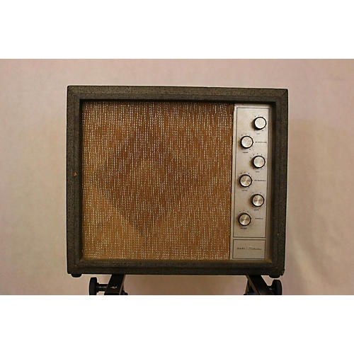 Silvertone 1964 1482 Tube Guitar Combo Amp