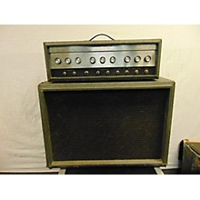 Silvertone 1964 1484 Twin Twelve Tube Guitar Combo Amp