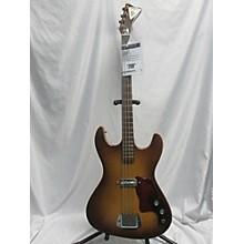Kay 1964 1960's Kay K5935 Bass Sunburst Electric Bass Guitar