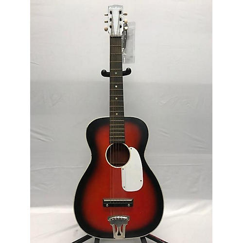 Airline 1964 1964 Airline-Harmony Student Folk Guitar Acoustic Guitar