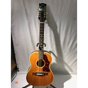 vintage gibson 1964 b 25 12 12 string acoustic guitar natural guitar center. Black Bedroom Furniture Sets. Home Design Ideas