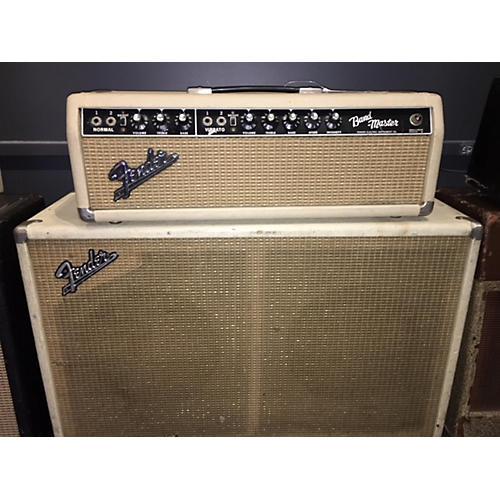 Fender 1964 Bandmaster Head W/bassman 2x12 Cab Tube Guitar Amp Head