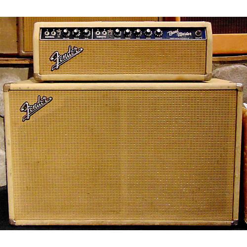 Fender 1964 Bandmaster W/2x12 Cab Tube Guitar Amp Head