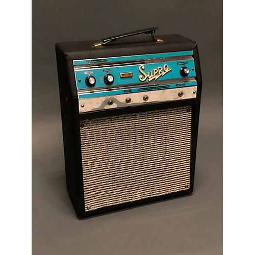 vintage supro 1964 big star tube guitar combo amp guitar center. Black Bedroom Furniture Sets. Home Design Ideas