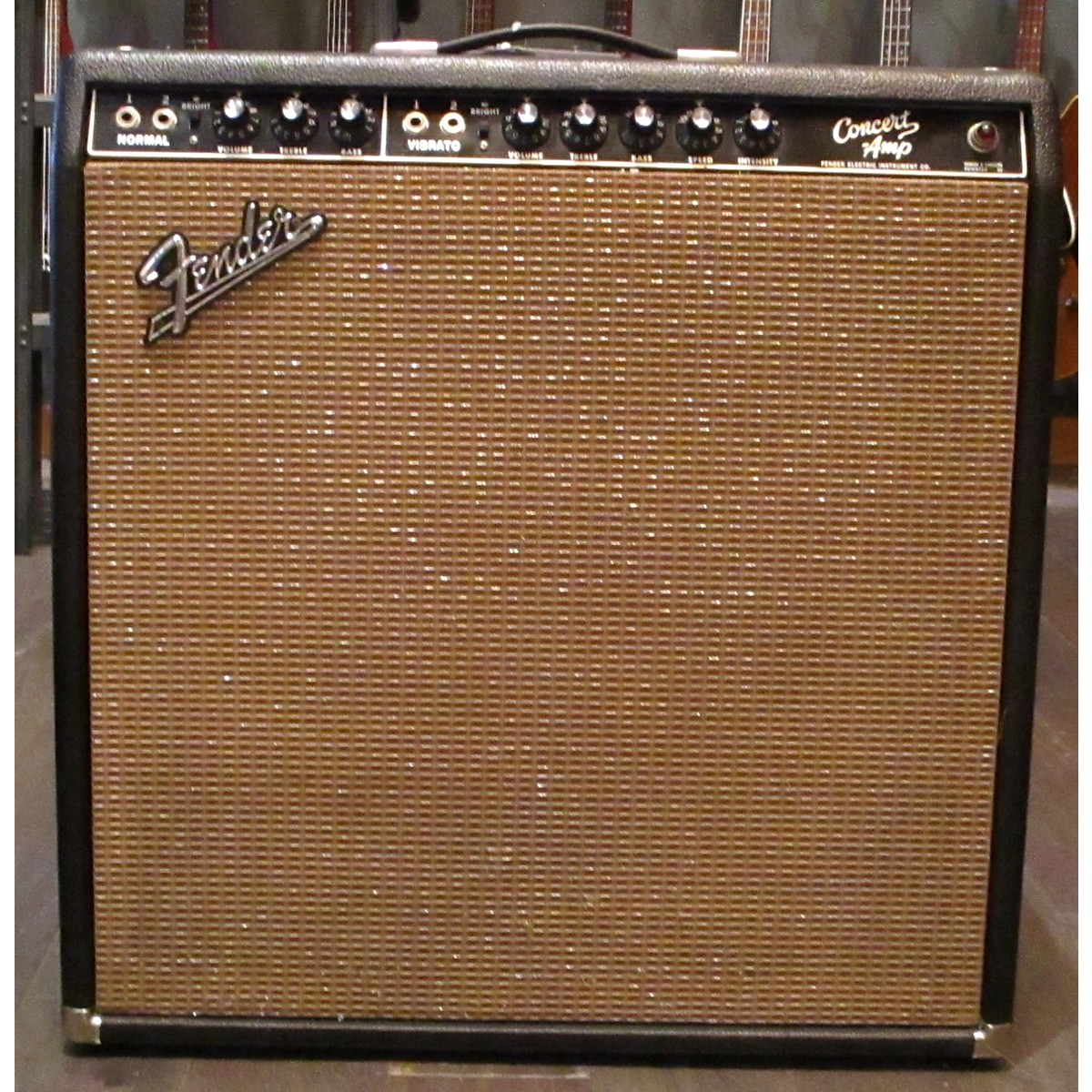 Fender 1964 CONCERT Tube Guitar Combo Amp