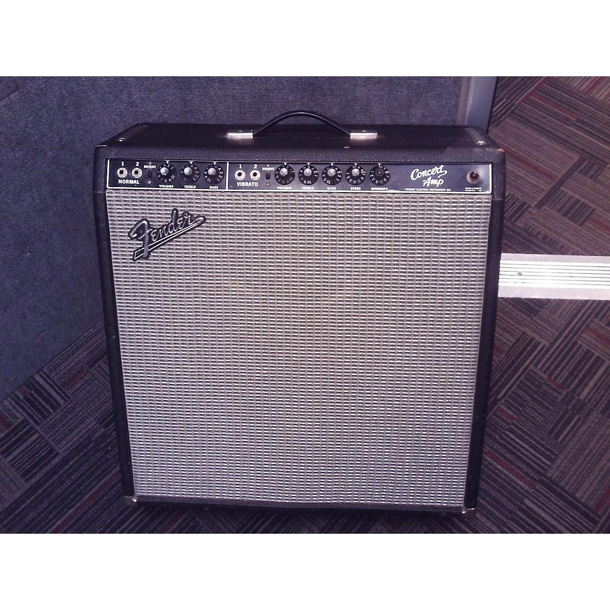 Fender 1964 FENDER CONCERT Tube Guitar Combo Amp