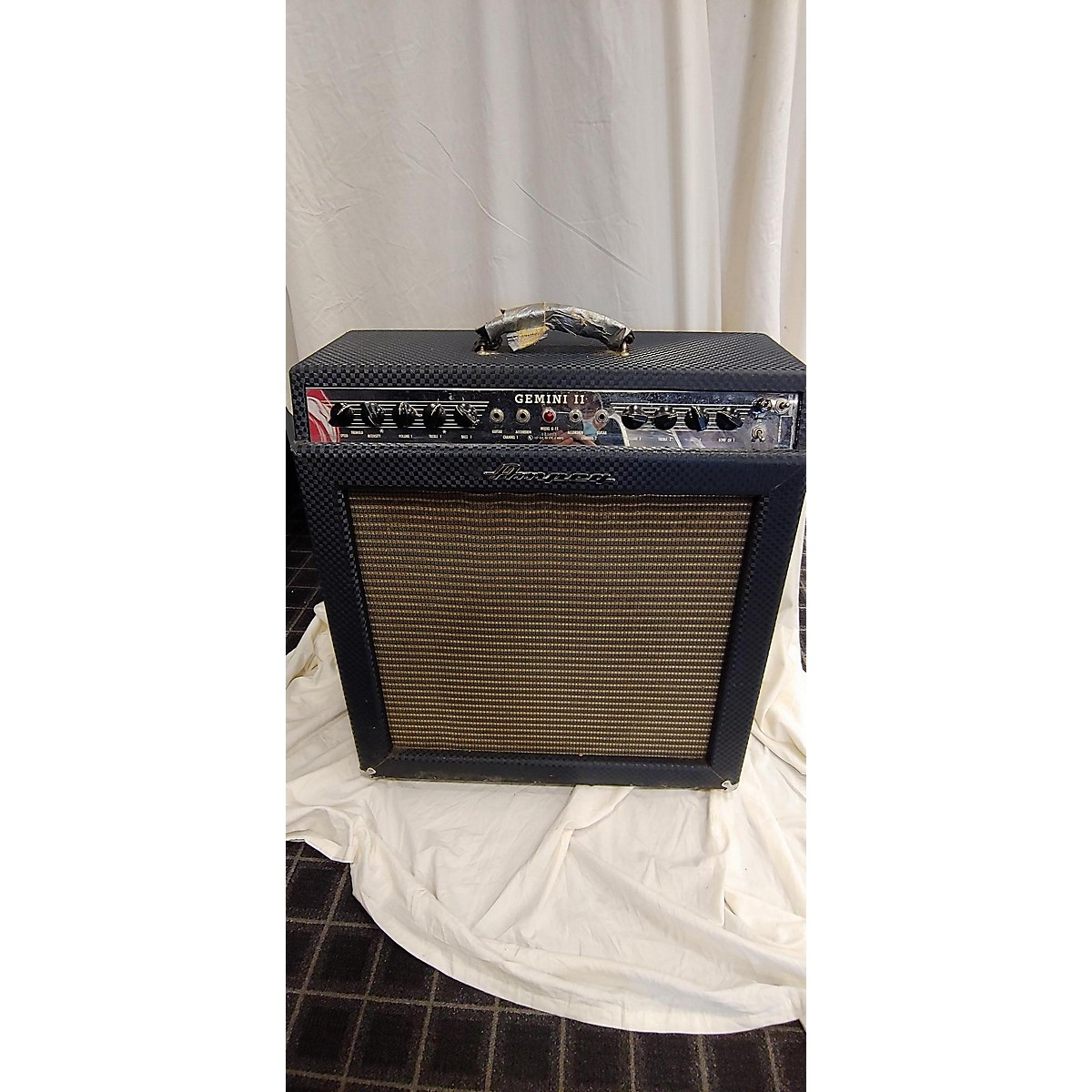 Ampeg 1964 Gemini Tube Guitar Combo Amp