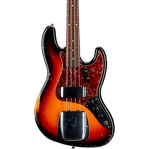 Fender Custom Shop 1964 Jazz Bass Relic Guitar