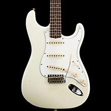 1964 Journeyman Relic Stratocaster 2018 NAMM Limited Edition Electric Guitar Aged Olympic White