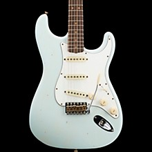 1964 Journeyman Relic Stratocaster 2018 NAMM Limited Edition Electric Guitar Super Faded Aged Sonic Blue