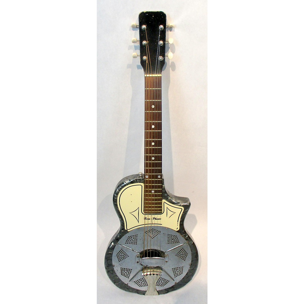 National 1964 Reso-phonic Acoustic Electric Guitar