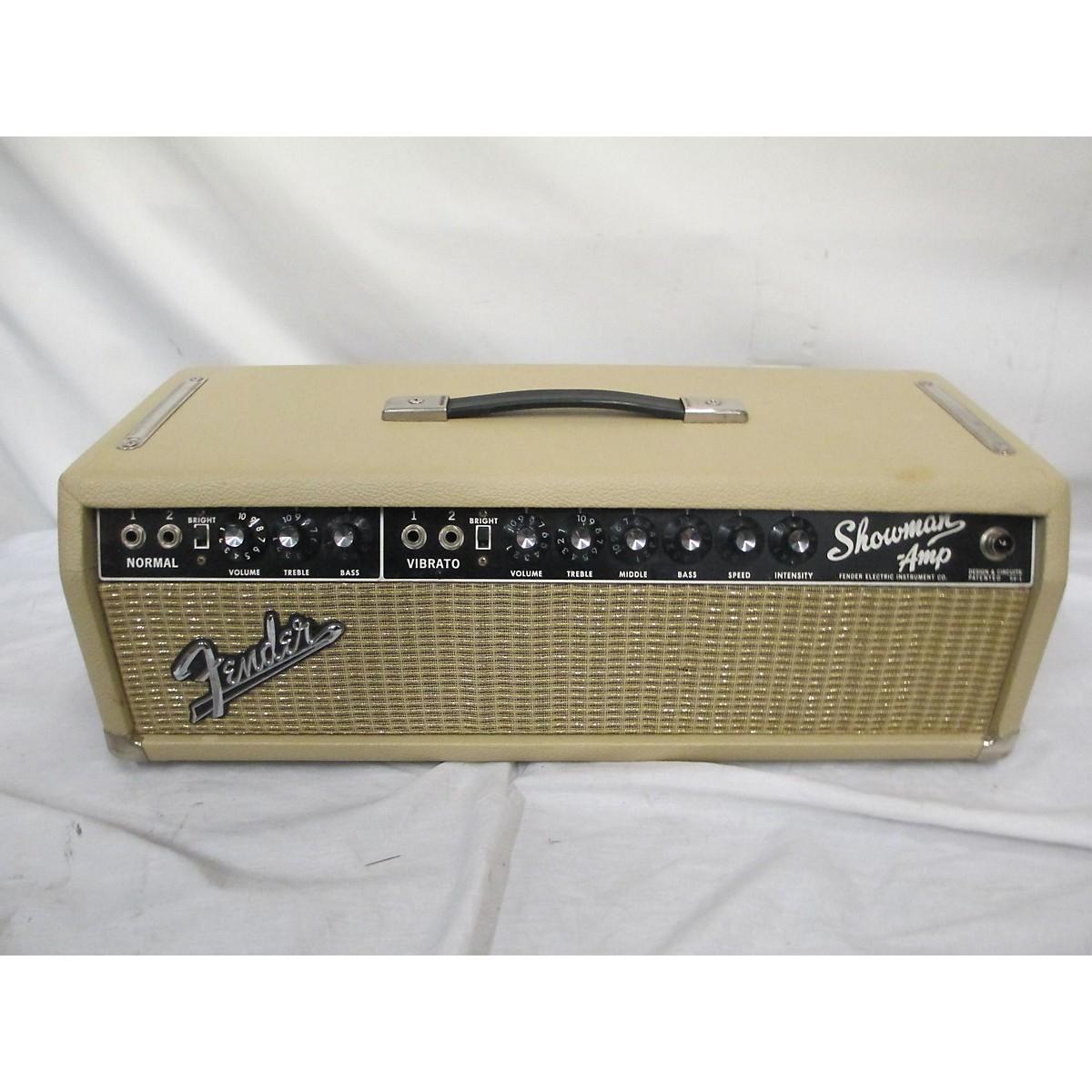 Fender 1964 Showman Amp Tube Guitar Amp Head