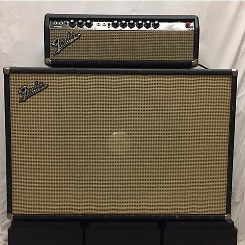 Fender 1964 Showman Amp W/Cab Tube Guitar Amp Head