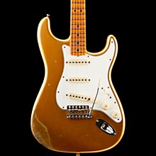1964 Special Relic Stratocaster Limited Edition Electric Guitar Aged Aztec Gold over Gold Sparkle