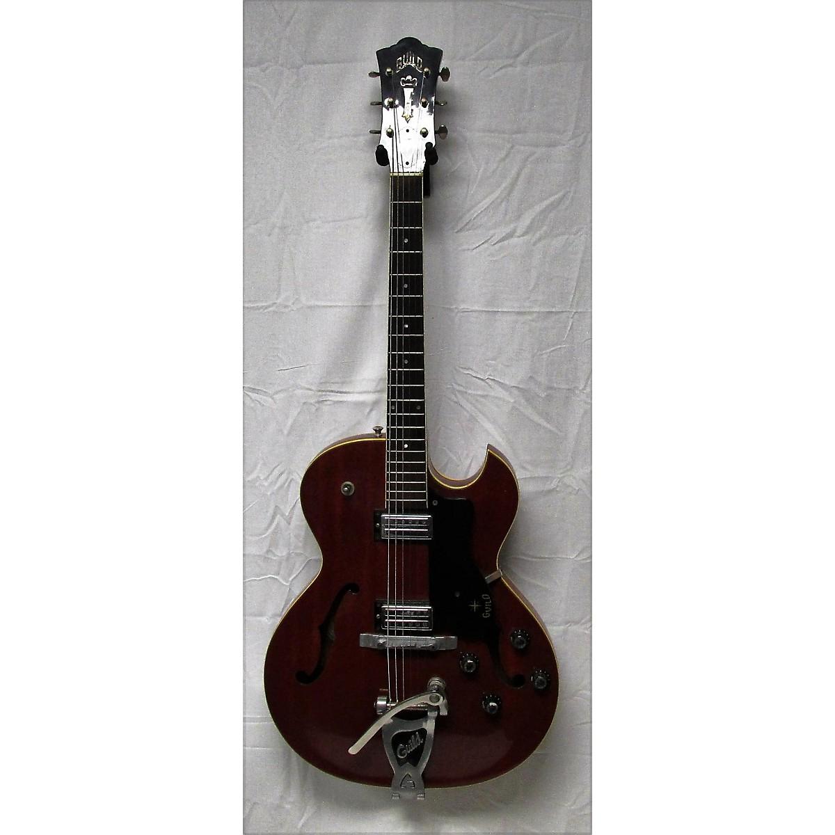 Guild 1964 Starfire III Hollow Body Electric Guitar