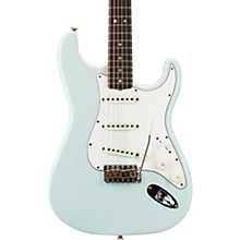 1964 Stratocaster Journeyman Relic Electric Guitar Super Faded Aged Sonic Blue