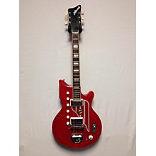 National 1964 WESTWOOD 75 CHERRY Solid Body Electric Guitar