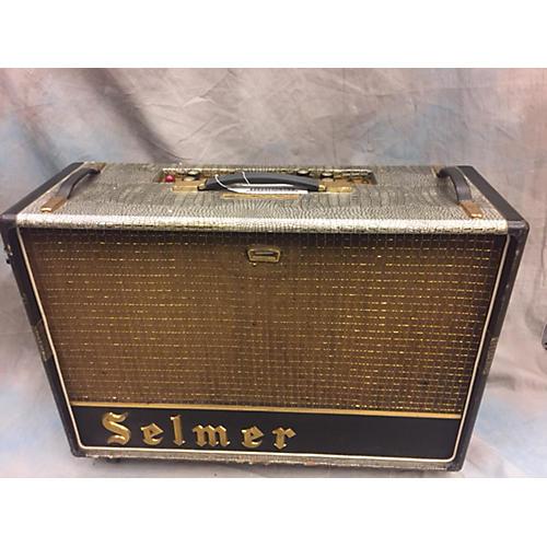 Selmer 1964 Zodiac Twin Fifty Tube Guitar Combo Amp
