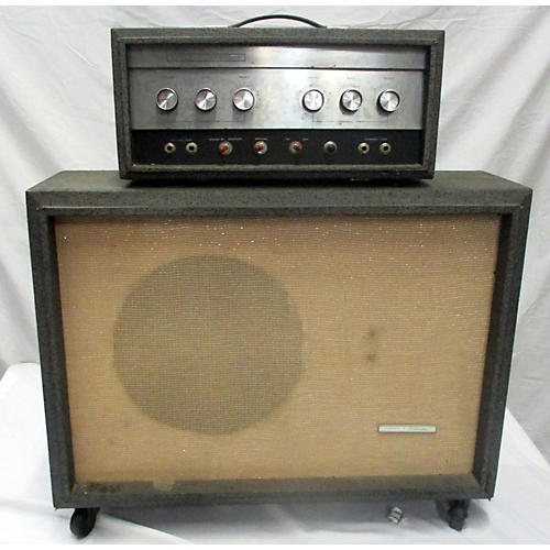 Silvertone 1965 1483 Tube Bass Combo Amp
