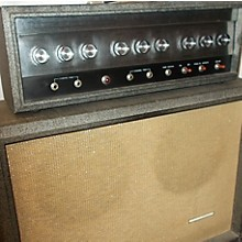 Silvertone 1965 1484 Twin Twelve Tube Guitar Combo Amp