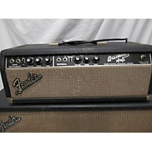Fender 1965 1965 Fender Bassman Head And Cab Tube Bass Combo Amp
