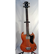 Gibson 1965 1965 Gibson EB-0 Bass Cherry OHSC Electric Bass Guitar