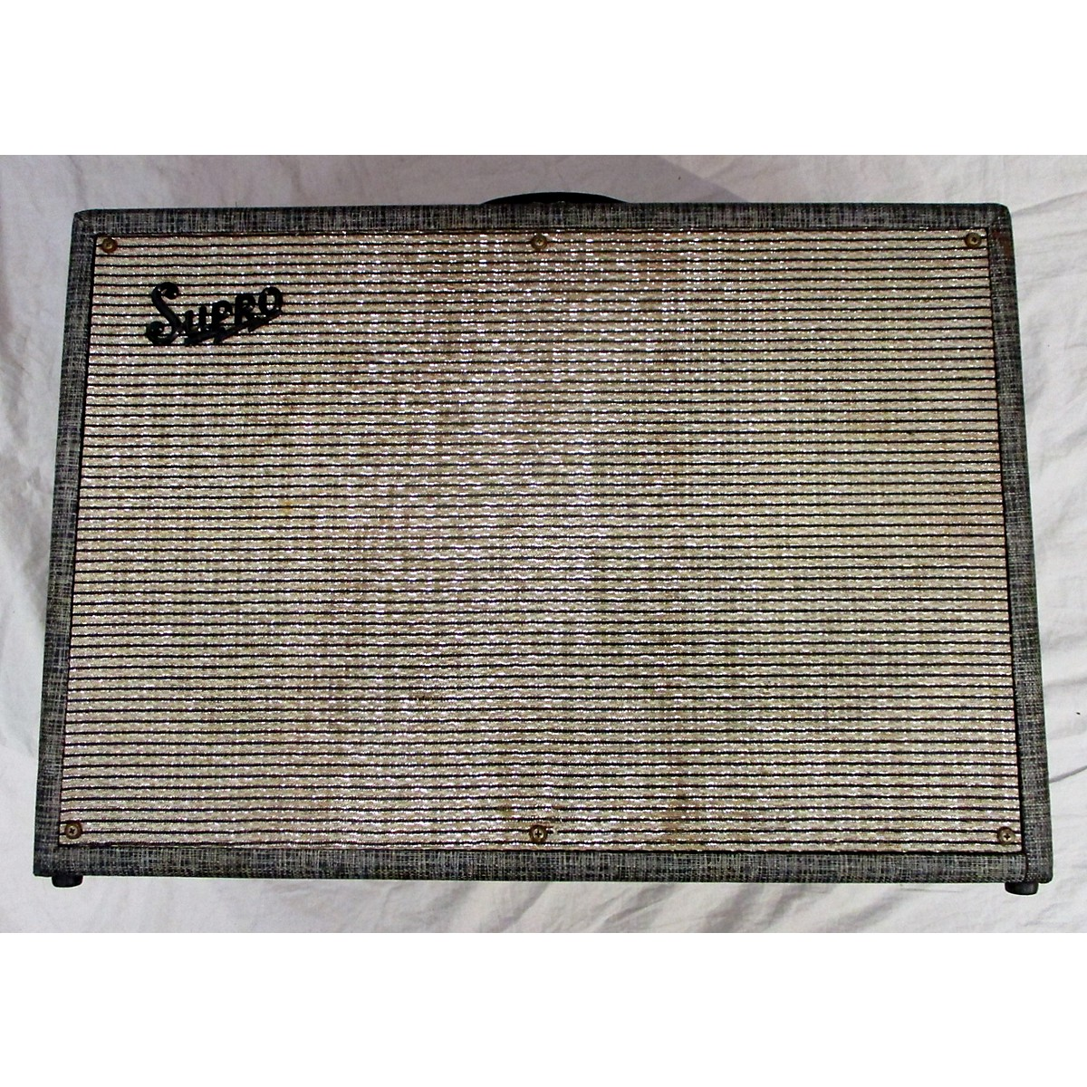 Supro 1965 88T Tube Guitar Combo Amp