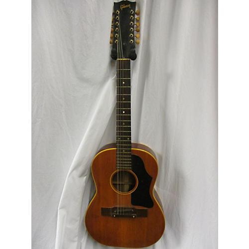 Gibson 1965 B 25 12 N 12 String Acoustic Guitar