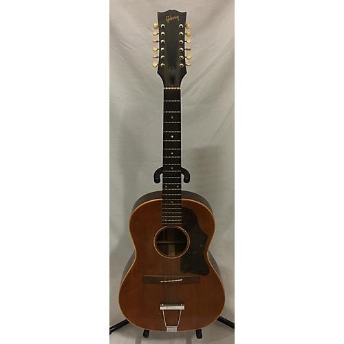vintage gibson 1965 b 25 12 natural 12 string acoustic guitar guitar center. Black Bedroom Furniture Sets. Home Design Ideas