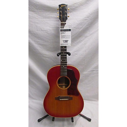 Gibson 1965 B-25 Sunburst Acoustic Guitar