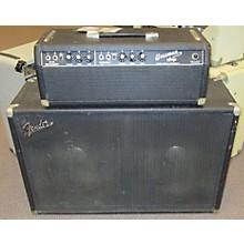 Fender 1965 BASSMAN W/CAB Tube Guitar Amp Head